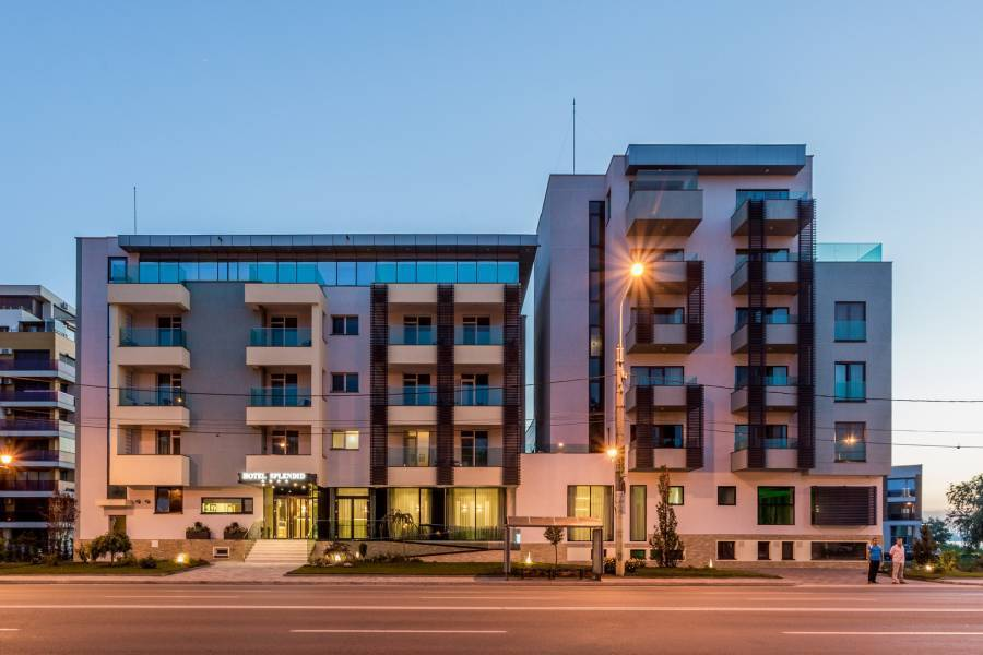 New Splendid Hotel and Spa Adults Only, Mamaia, Romania, book exclusive bed & breakfasts in Mamaia