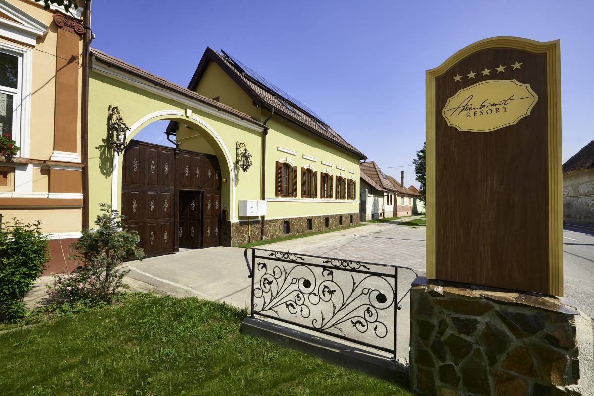 Resort Ambient, Cristian, Romania, Romania hostels and hotels