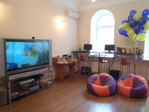 Chillax Hostels, Moscow, Russia, Russia hostels and hotels