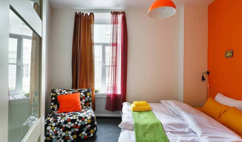 Station Hotel Z12 - Search available rooms and beds for hostel and hotel reservations in Saint Petersburg 7 photos