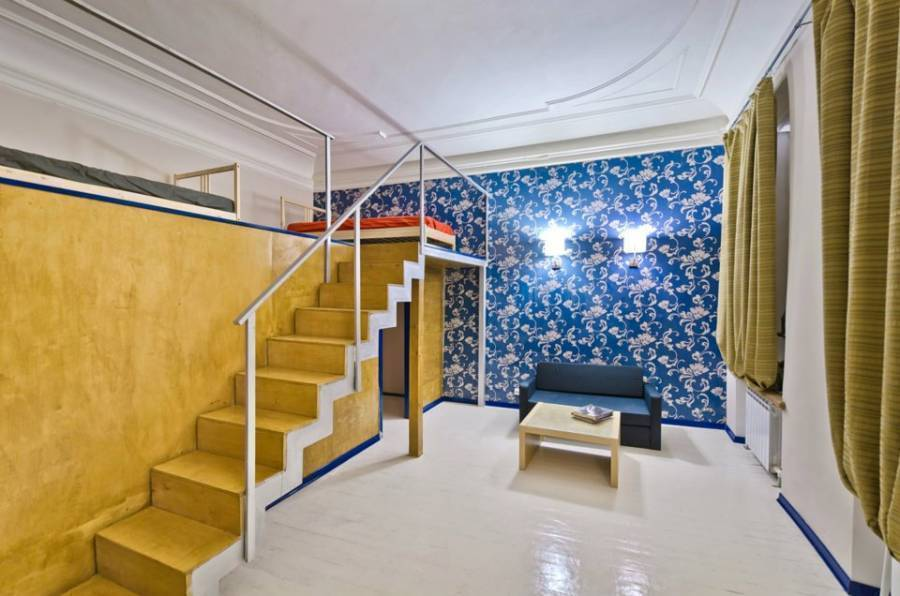 Hello Hostel, Saint Petersburg, Russia, bed & breakfasts with rooftop bars and dining in Saint Petersburg