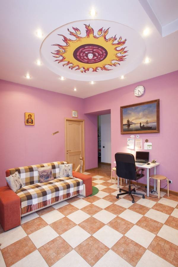 Mini-Hotel Pio - Mokhovaya Street, Saint Petersburg, Russia, cool backpackers hostels for every traveler who's on a budget in Saint Petersburg