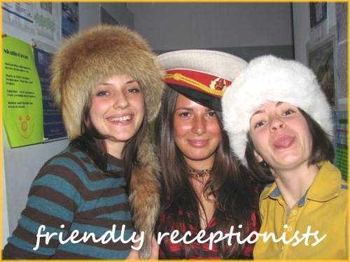 Napoleon Hostel, Moscow, Russia, Russia bed and breakfasts and hotels