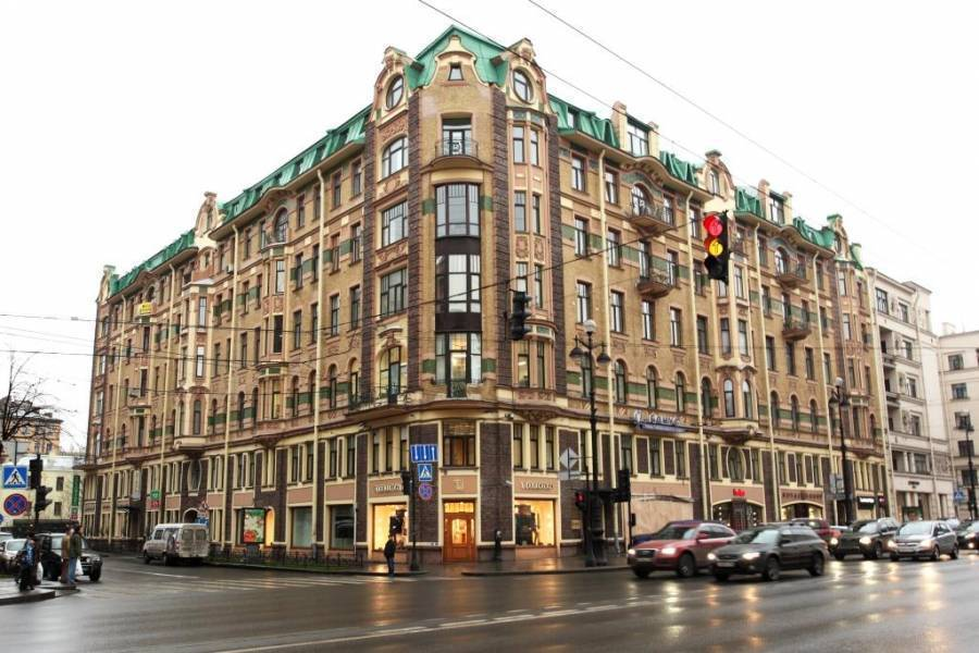 Pilau Hotel on Nevsky Prospect, Saint Petersburg, Russia, best places to visit this year in Saint Petersburg