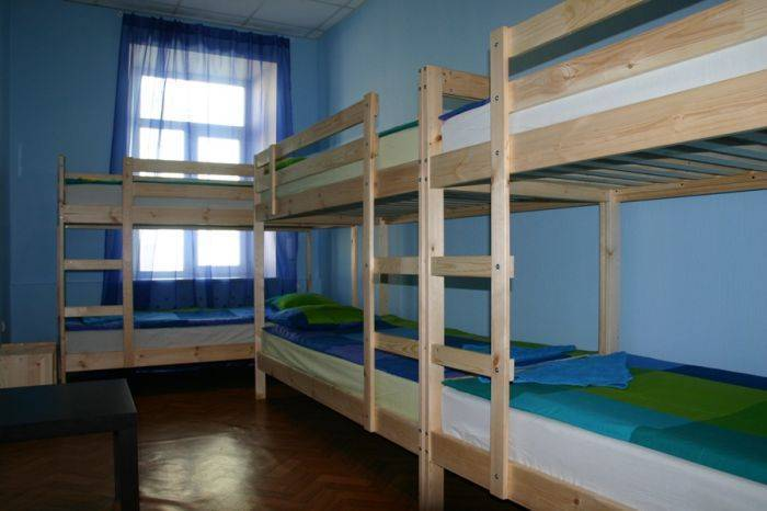 Rainbow Hostel, Moscow, Russia, Russia hostels and hotels