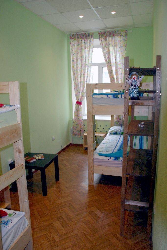 Rainbow Hostel, Moscow, Russia, romantic hostels and destinations in Moscow