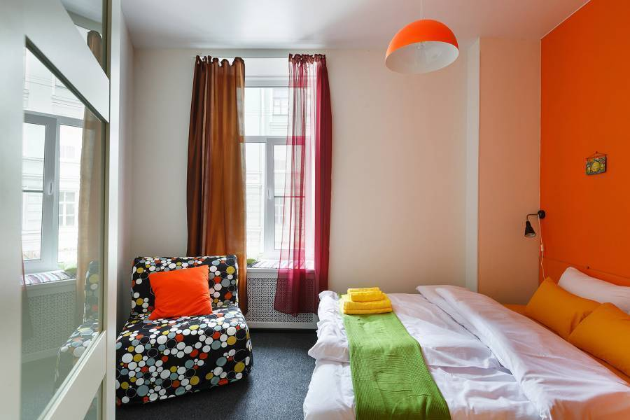 Station Hotel Z12, Saint Petersburg, Russia, Russia hostels and hotels