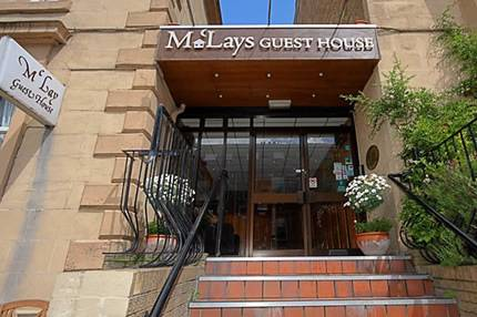 Mclays Guest House, Glasgow, Scotland, Scotland bed and breakfasts and hotels