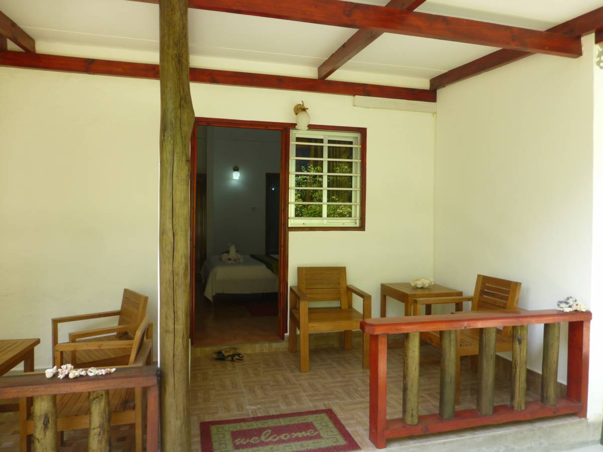 Zerof Self Catering, Cote d'Or, Seychelles, Seychelles hostels and hotels