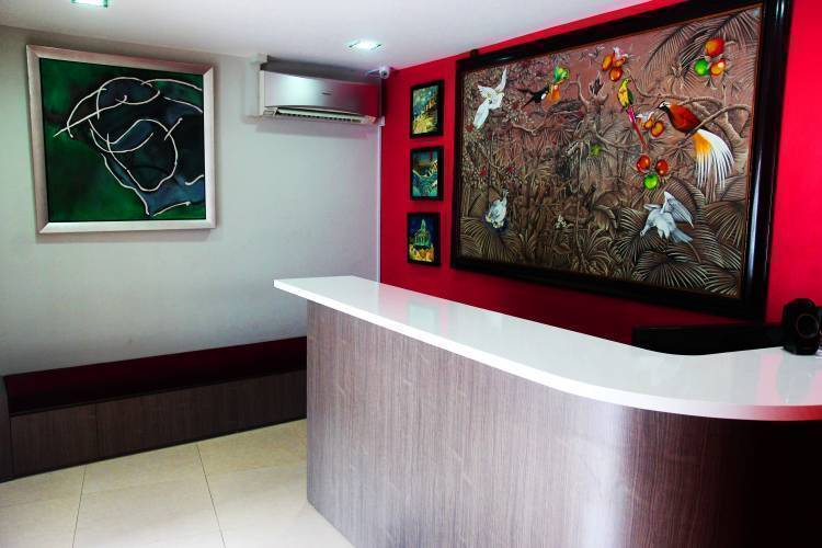 Adamson Inn, Singapore, Singapore, lowest prices and hostel reviews in Singapore