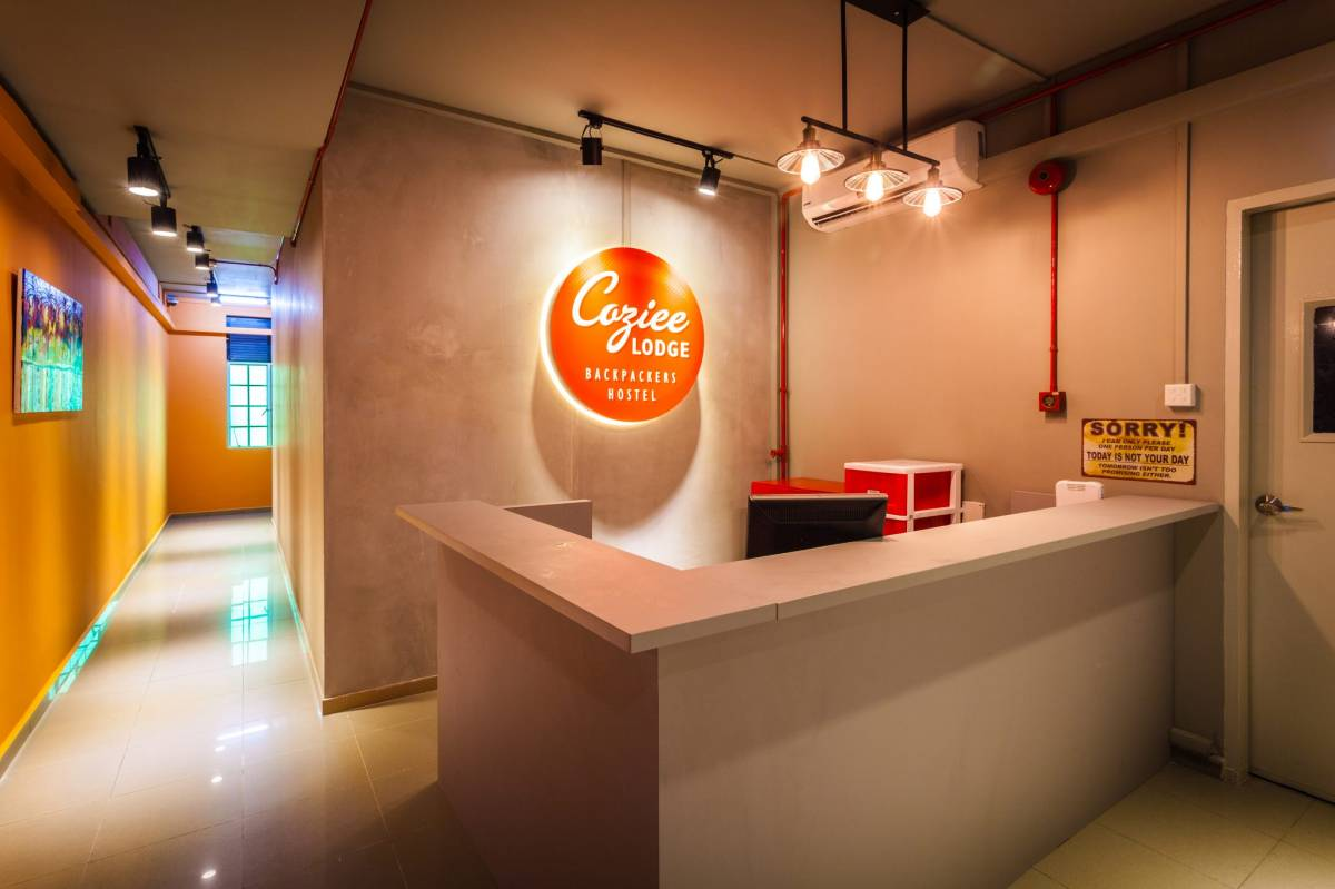 Coziee Lodge, Singapore, Singapore, Singapore hostels and hotels