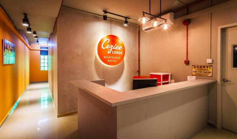 Coziee Lodge - Search available rooms and beds for hostel and hotel reservations in Singapore 17 photos