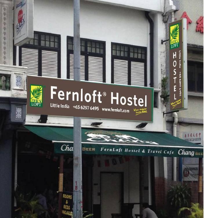Fernloft City, Singapore, Singapore, Singapore hostels and hotels