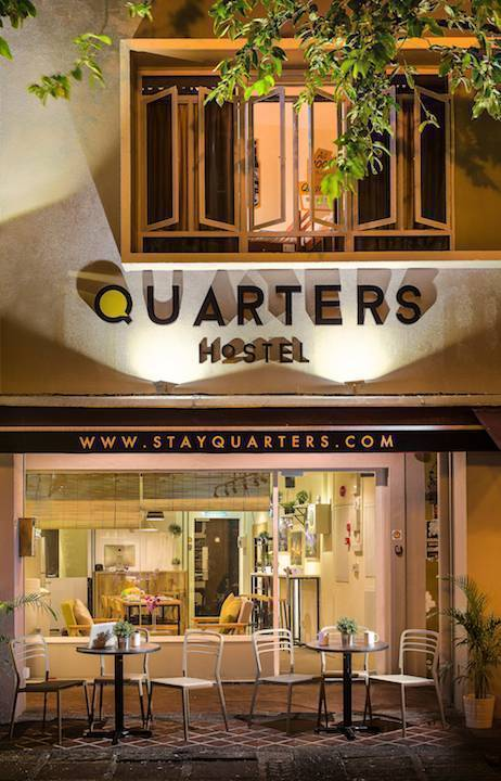 Quarters Hostel, Singapore, Singapore, Singapore bed and breakfasts and hotels