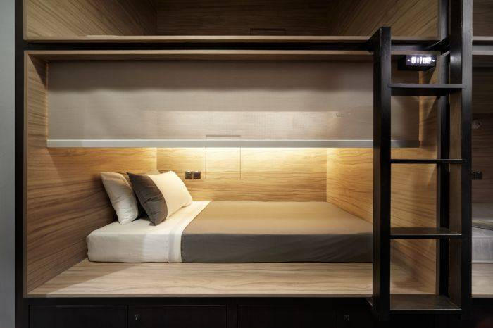 The Pod - Boutique Capsule Hotel, Kampong Bugis, Singapore, promotional codes available for hostel bookings in Kampong Bugis