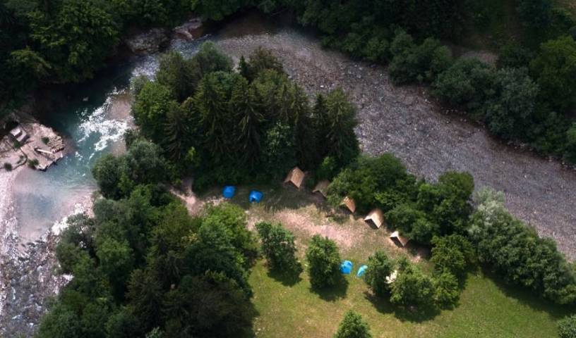 Eco Camp Naturplac - Get cheap hostel rates and check availability in Ljubno, SI 28 photos
