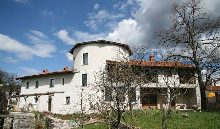 Villa N19 - Search available rooms and beds for hostel and hotel reservations in Kozina 4 photos