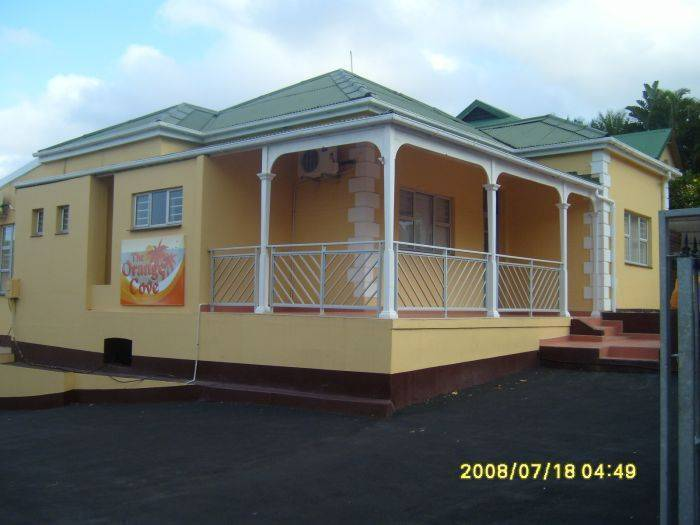 At Orange Cove Bed and Breakfast, Durban, South Africa, South Africa hostels and hotels