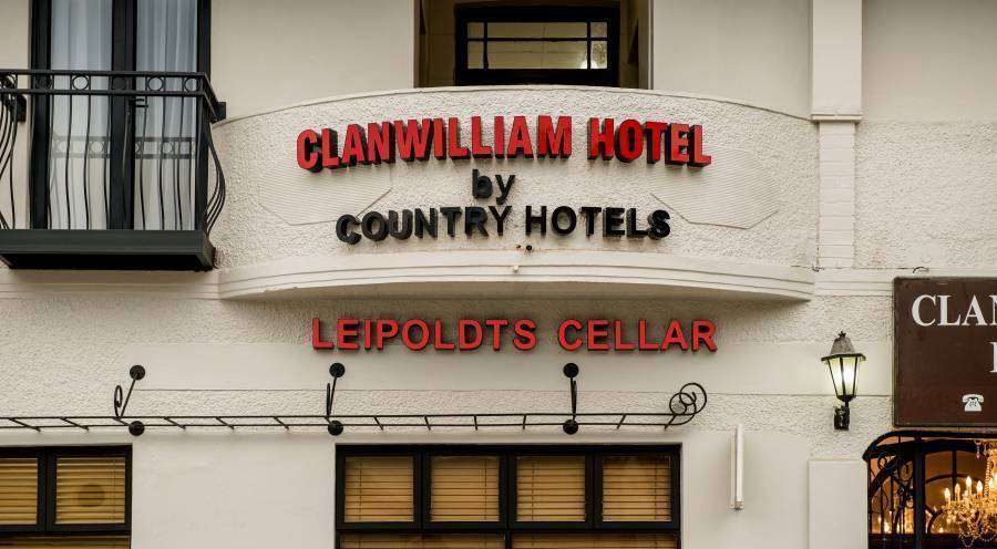 Clanwilliam Hotel, Clanwilliam, South Africa, South Africa hostels and hotels