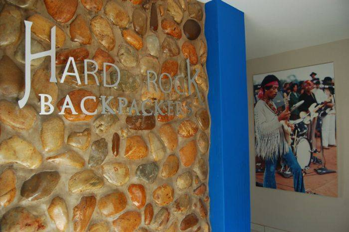 Hard Rock Backpackers, Jeffreys Bay, South Africa, South Africa hostels and hotels