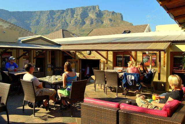 The Backpack, Cape Town, South Africa, South Africa hostels and hotels