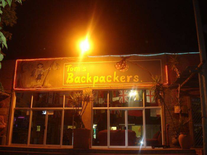 Tom's Backpackers, Centurion, South Africa, South Africa hostels and hotels