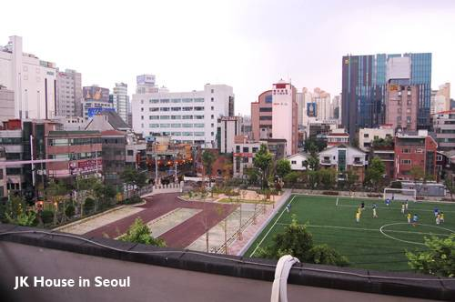 Jk House, Seoul, South Korea, travel reviews and hostel recommendations in Seoul