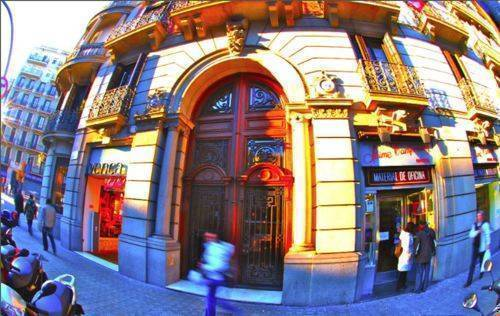 Alternative Creative Youth Hostel, Barcelona, Spain, hostels near historic landmarks and monuments in Barcelona