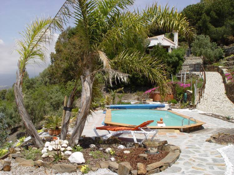 Casa del Alize, Sayalonga, Spain, Spain bed and breakfasts and hotels