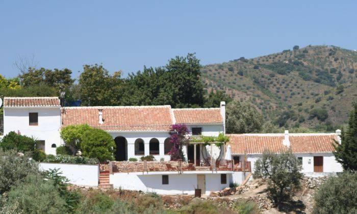Casa del Molinero, Comares, Spain, Spain bed and breakfasts and hotels