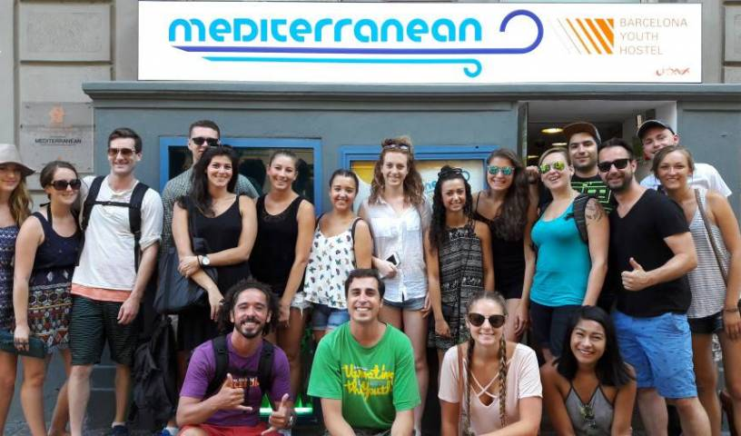 Mediterranean Hostel Barcelona - Search for free rooms and guaranteed low rates in Barcelona 29 photos