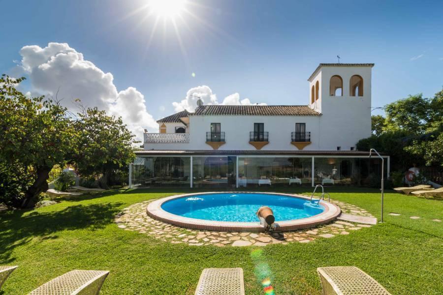 Hacienda El Santiscal, Arcos de la Frontera, Spain, Spain bed and breakfasts and hotels