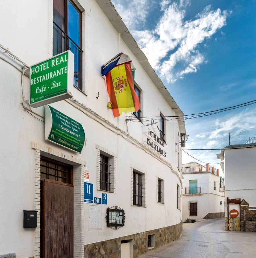 Hotel Rural Real de Laroles-Nevada, Laroles, Spain, Spain bed and breakfasts and hotels