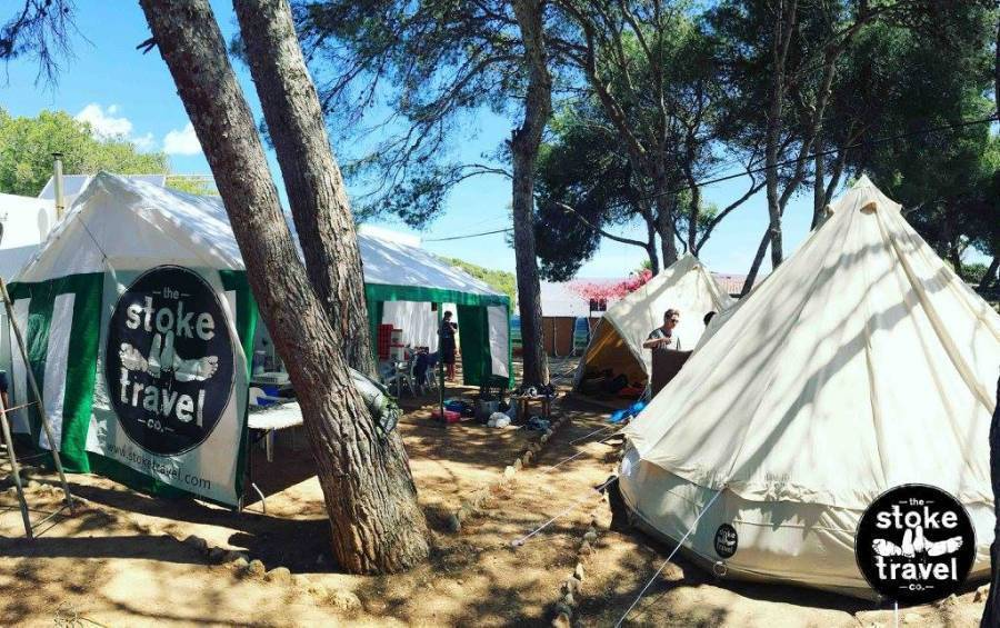 Ibiza Beach Camp, Ibiza, Spain, Pametnih putnih odluka i izbora u Ibiza