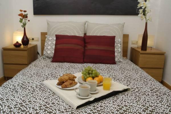 Las Ramblas III Apartments, Barcelona, Spain, affordable apartments and aparthostels in Barcelona