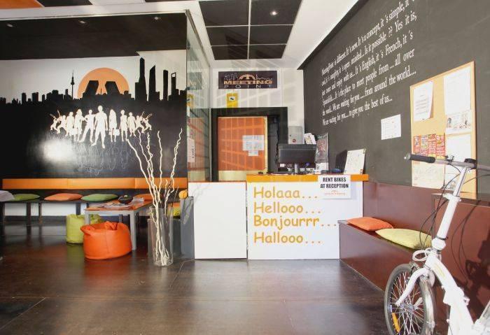 Hostels MeetingPoint, Madrid, Spain, best hostels for parties in Madrid