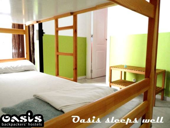 Oasis Backpackers' Hostel Sevilla, Sevilla, Spain, Spain bed and breakfasts and hotels