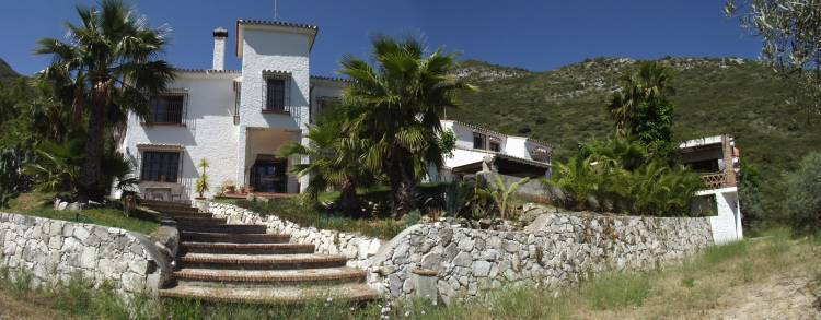 Reina Mora Guest House BnB, Ojen, Spain, Spain bed and breakfasts and hotels