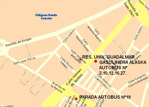 Residencia Universitaria Mixta Fuentes, Alora, Spain, Spain bed and breakfasts and hotels