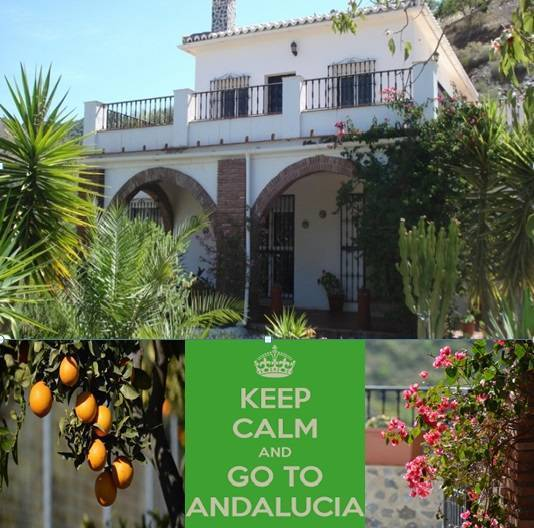 Rincon del Mundo, Alora, Spain, Spain bed and breakfasts and hotels