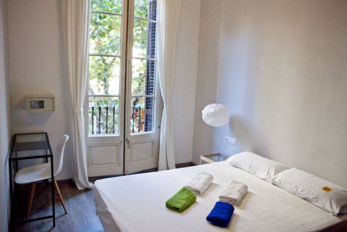 Zoo Rooms, Barcelona, Spain, Spain hostels and hotels