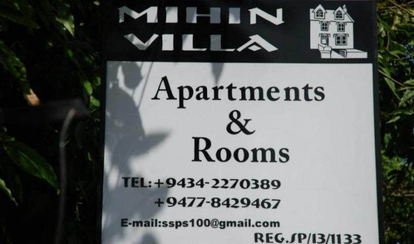 Mihin Villa - Search available rooms and beds for hostel and hotel reservations in Bentota 12 photos