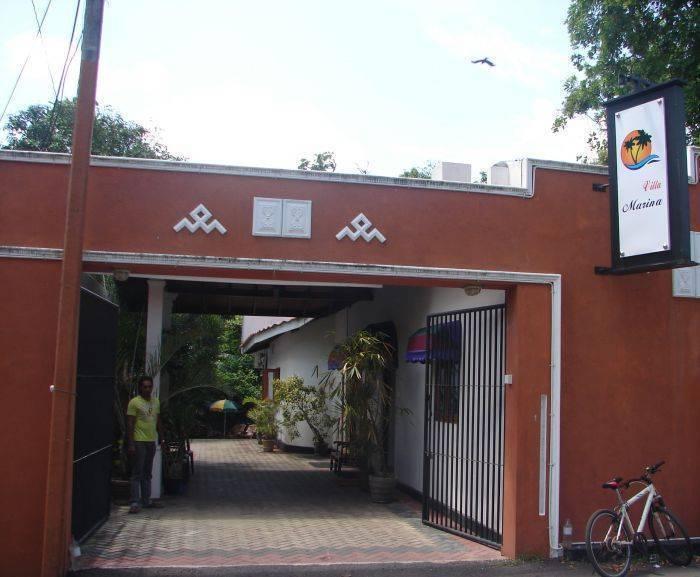 Villamarina, Negombo, Sri Lanka, Sri Lanka ostelli e alberghi
