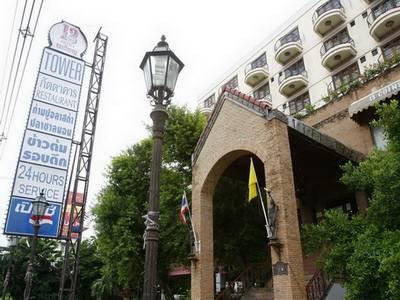 13 Coins Hotel Tiwanon (Impact Arena), Bang Kho Laem, Thailand, Thailand giường ngủ và bữa ăn sáng và khách sạn