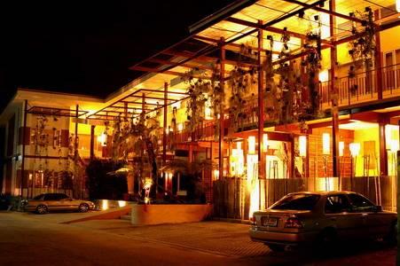 3b Boutique Bed and Breakfast, Amphoe Muang, Thailand, Thailand giường ngủ và bữa ăn sáng và khách sạn