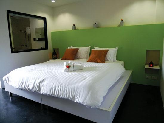Ali Baba Pranburi Resort and Hotel, Hua Hin, Thailand, Trang web du lịch tốt nhất cho giường cửa hiệu độc lập và nhỏ; Bữa ăn sáng trong Hua Hin