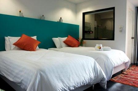 Ali Baba Pranburi Resort and Hotel, Hua Hin, Thailand, Thailand giường ngủ và bữa ăn sáng và khách sạn