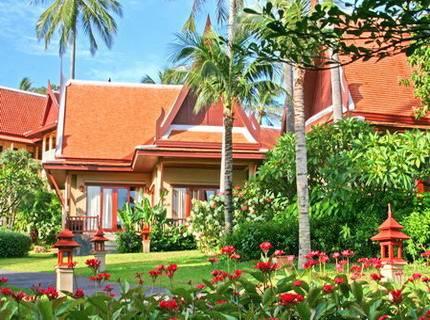 Banburee Resort and Spa, Ban Mae Nam, Thailand, Thailand giường ngủ và bữa ăn sáng và khách sạn