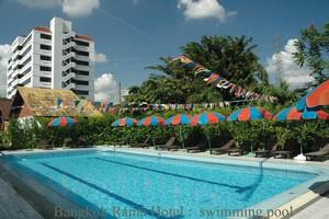 Bangkok Rama Place City Resort Spa Hotel, Bang Kho Laem, Thailand, Thailand giường ngủ và bữa ăn sáng và khách sạn