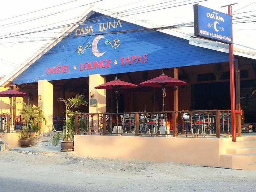 Casa Luna Hostel, Amphoe Ko Samui, Thailand, Thailand giường ngủ và bữa ăn sáng và khách sạn
